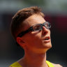 'No fear': Clifford to run marathon despite collapsing in 5000m final