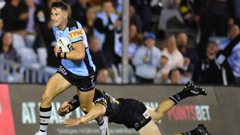 'I would have backed him': Xerri was ready to be fastest in NRL, says stunned coach