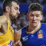 Brisbane rookie steals show from Bogut as Bullets stun Kings