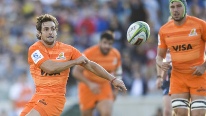 Jaguares win to close in on Super finals