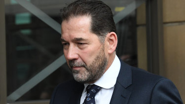 Malcolm Hooper has been committed to stand trial on workplace safety charges over Craig Dawson's death at his clinic.