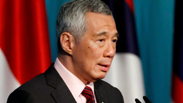 Hackers targeted personal details of Singapore Prime Minister Lee Hsieng Loong.