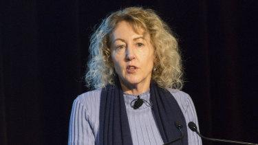 Fair Work Ombudsman Sandra Parker