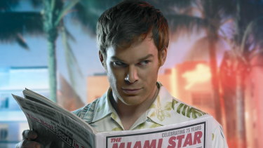 The Dexter reboot will be available exclusively on Paramount+.