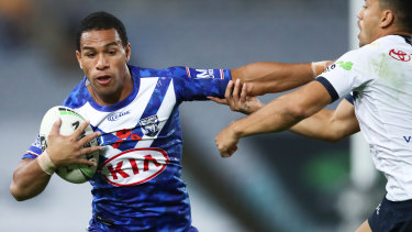 Des wary: Will Hopoate.