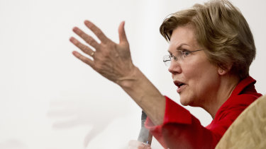 Senator Elizabeth Warren has launched an exploratory committee for a tilt at becoming president in 2020.