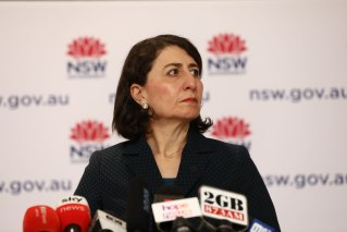"""Premier Gladys Berejiklian said NSW should prepare for """"difficult days"""" ahead, with hospitals preparing for the worst."""