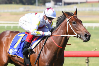 Vandoula Lass powered to victory at Sandown on debut and will look to earn a place in the Magic Millions Classic at Randwick on Saturday
