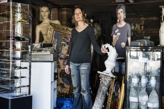Marina DeBris's artwork won't be displayed in Sculpture by the Sea this year.
