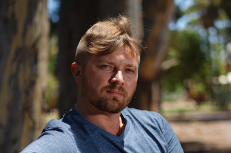 Adam Hooper is a sperm donor and runs a Facebook group for private sperm donation.