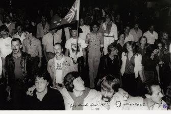 Mardi Gras 1981.