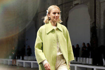 Afterpay sponsors fashion week to promote its services