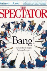The Spectator magazine of 15 September 2018.