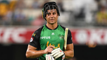 Critical: Marcus Stoinis is being regularly singled out as a key for Australia.