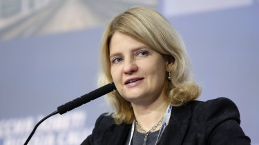 Natalya Kaspersky, CEO of Infowatch.