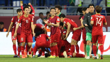 Current Suzuki Cup champions: Vietnam.