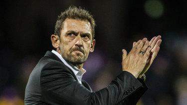 Perth manager Tony Popovic.