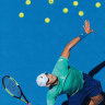 'We're up against a huge machine': the players putting tennis in a spin