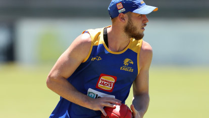 West Coast consider rookie option for premiership Eagle