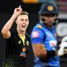 Live T20 international: Australia vs Sri Lanka at the MCG