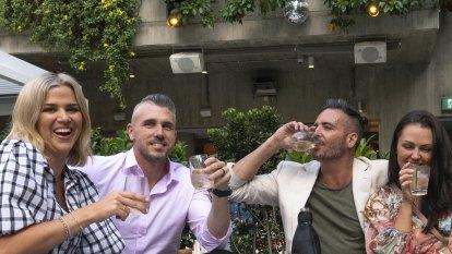 'Pent-up demand': Sydney celebrates Friday night drinks after lengthy lockdown