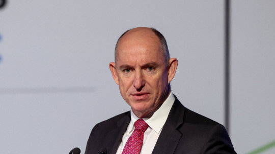 Federal Minister for Employment Stuart Robert is now also the minister responsible for digital government, over seeing the Commonwealth's $7 billion annual technology spend.