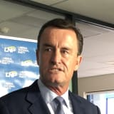 LNP president Gary Spence announced he would resign the position on Friday afternoon.