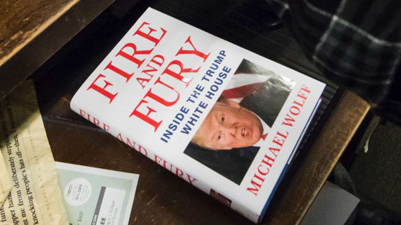 Where to buy Fire and Fury: Inside the Trump White House in Queensland