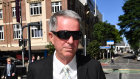 Jailed $60m Ponzi schemer Brad Sherwin.