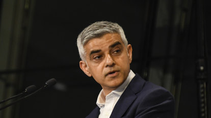 Consolation for Labour as Sadiq Khan re-elected London mayor