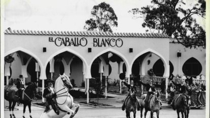 El Caballo Blanco land gets new club with poker machines