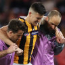 Winged Hawks to miss clash with Magpies