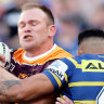 'It won't be spoken about': Broncos silent on 58-0 belting by Eels before rematch