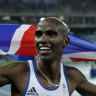 Farah says he is happy for WADA to re-test his samples