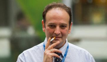George Vrettakos in 2018.