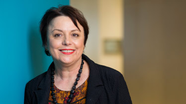 President of Chief Executive Women (CEW) Kathryn Fagg wants more women to be appointed into senior roles.