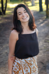 Kayla Robertson had a positive experience when she turned to a naturopath.