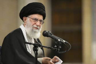 Iran's Supreme Leader Ayatollah Ali Khamenei is no Mikhail Gorbachev.