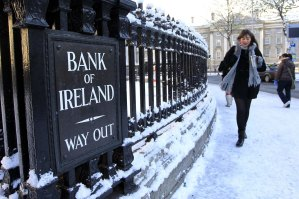 Ireland's Central Bank has raised concerns about EML's subsidiary, which had to move to Ireland due to Brexit.