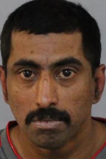 Sex offender John Huggins