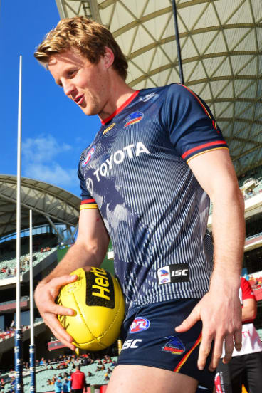 Five more years: Rory Sloane.