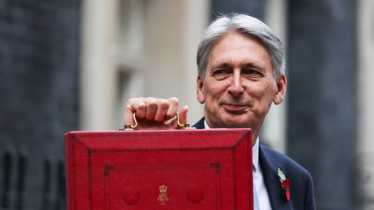 Tech giants to pay new 'digital services tax' in UK, says chancellor Philip Hammond.