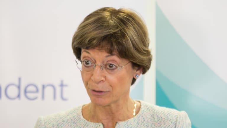 Ombudswoman Deborah Glass.