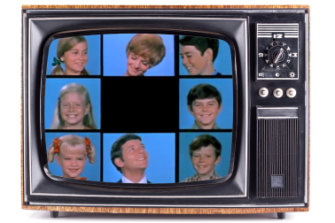The Brady Bunch: a blended family's back story in one snappy song.