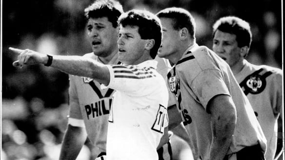How to fix rugby league's refereeing crisis in Retro Round: sack everyone