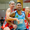Earlier this year, the NSW Swifts played a pre-season game against the NSW Men's side in March in what was considered another huge milestone for the growth of the sport.