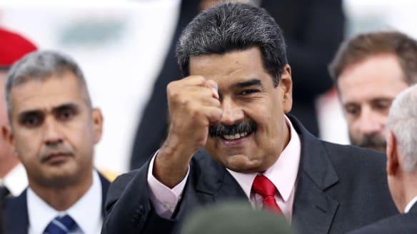 Venezuela asks Peru to find drone blasts suspects