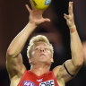 High-flying Swan backs leaders to lift after disappointing Dogs loss