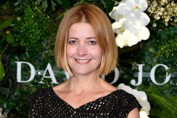 The Goss: Kellie Hush's 'enemy' makes Bazaar swipe about her resignation
