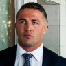 Former NRL player Sam Burgess stopped by police, allegedly failed drugs test